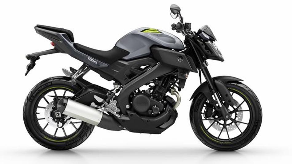 MT-125 - Chelsea Motorcycle Group
